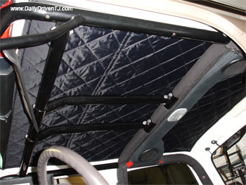 Hard Top Heat Insulation I Need Some Hint For A Friend