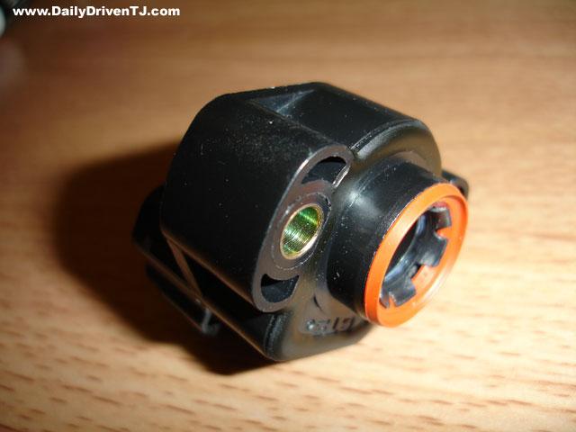 Tps New on Throttle Position Sensor 97 Jeep Wrangler